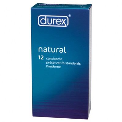 Natural x 12 prezervative