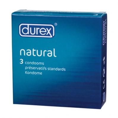 Natural x 3 prezervative