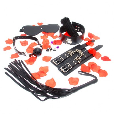 Amazing Bondage Toy Kit BDSM
