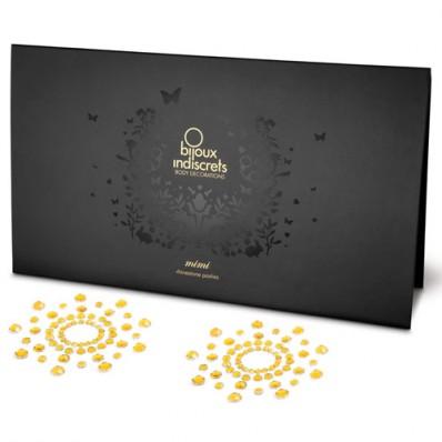 Bijoux Indiscrets Mimi Bijuterii sfarcuri de aur