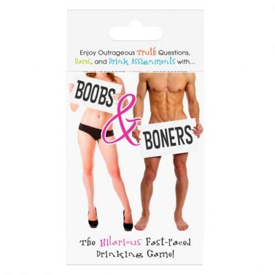 Boobs și Boners Joc de băuturi