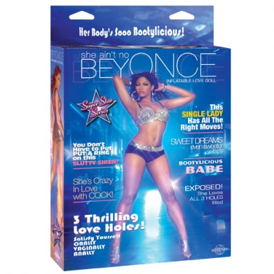 Ea nu este nici o papusa de dragoste Beyonce