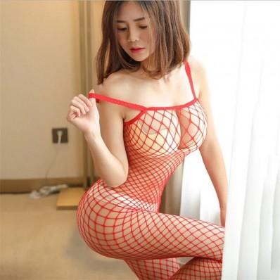Costum sexy plasa